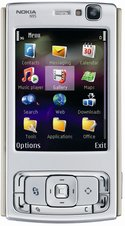 NOKIA N95 FRONT CLOSED MENU