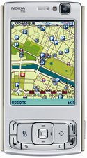 NOKIA N95 FRONT GPS