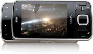 NOKIA N96 LANDSCAPE MEDIA KEYS