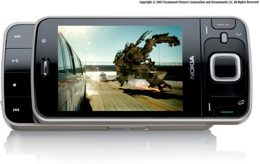 NOKIA N96 LANDSCAPE VIDEO