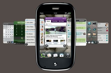 PALM PRE FRONT SCREENS 300DPI