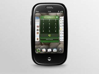PALM PRE GSM FRONT