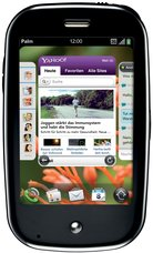 PALM PRE KORALLE FRONT YAHOO 300DPI