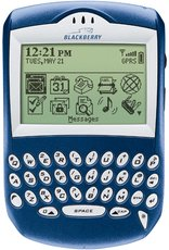 rim blackberry 6210 front