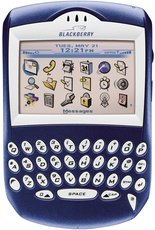 RIM BLACKBERRY 7210 FRONT
