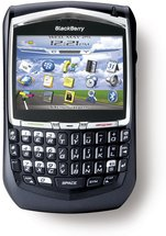 RIM BLACKBERRY 8705G FRONT