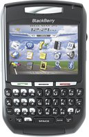 RIM BLACKBERRY 8707G FRONT