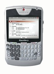 RIM BLACKBERRY 8707V FRONT