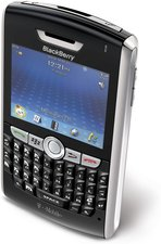 RIM BLACKBERRY 8800 T-MOBILE TOP ANGLE