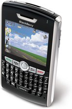 RIM BLACKBERRY 8820 TOP ANGLE