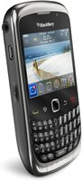 RIM BLACKBERRY CURVE 3G 9300 LEFT ANGLE TMO GRAPHITE