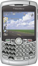 RIM BLACKBERRY CURVE 8300 FRONT