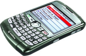 RIM BLACKBERRY CURVE 8310 FLIEGEND