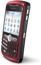RIM BLACKBERRY CURVE 8310 RED ATT RIGHT ANGLE