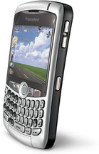 RIM BLACKBERRY CURVE 8320 SILVER RIGHT ANGLE