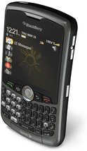 RIM BLACKBERRY CURVE 8330TTNM SPRINT TOP ANGLE