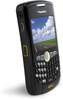 RIM BLACKBERRY CURVE 8350I FRONT ANGLE