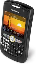 RIM BLACKBERRY CURVE 8350I TOP ANGLE