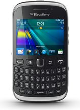rim blackberry curve 9320 black front