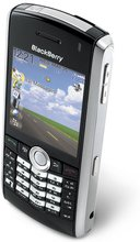 RIM BLACKBERRY PEARL 8100 TOP ANGLE