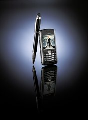 RIM BLACKBERRY PEARL 8100 WITH PEN