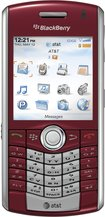 RIM BLACKBERRY PEARL 8110 RED FRONT