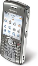 RIM BLACKBERRY PEARL 8110 TOP ANGLE