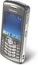 RIM BLACKBERRY PEARL 8120 TITANIUM TOP ANGLE