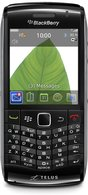 RIM BLACKBERRY PEARL 9100 TELUS BLACK FRONT