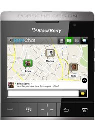 RIM BLACKBERRY PORSCHE DESIGN P9981 BBM