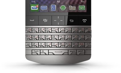 RIM BLACKBERRY PORSCHE DESIGN P9981 KEYBOARD