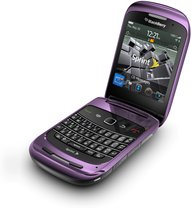 RIM BLACKBERRY STYLE 9670 RIGHT ANGLE PURPLE
