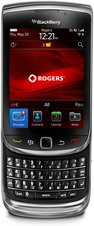 RIM BLACKBERRY TORCH 9800 ROGERS FRONT OPEN