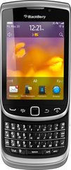RIM BLACKBERRY TORCH 9810 FRONT