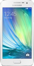 SAMSUNG GALAXY A3 001 FRONT WHITE
