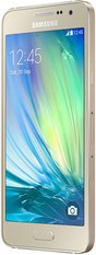 SAMSUNG GALAXY A3 003 R-PERSPECTIVE GOLD