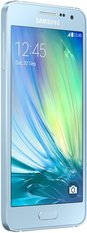 SAMSUNG GALAXY A3 006 L-PERSPECTIVE BLUE