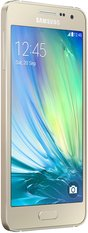 SAMSUNG GALAXY A3 006 L-PERSPECTIVE GOLD