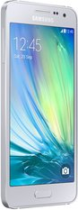 SAMSUNG GALAXY A3 006 L-PERSPECTIVE SILVER