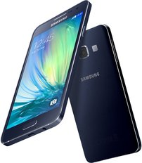 SAMSUNG GALAXY A3 009 SET BLACK