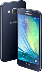 SAMSUNG GALAXY A3 010 SET BLACK