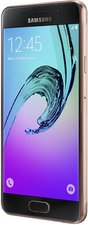 samsung galaxy a3 2016 pink gold 06 standard front right origin