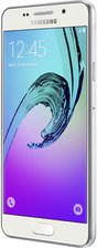 SAMSUNG GALAXY A3 2016 WHITE 01 STANDARD FRONT RIGHT ORIGIN