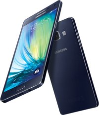 SAMSUNG GALAXY A5 009 SET BLACK