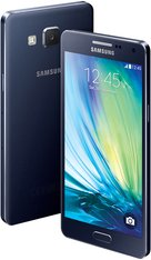 SAMSUNG GALAXY A5 010 SET BLACK