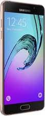 samsung galaxy a5 2016 pink gold 04 standard front left origin