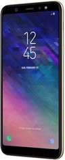 samsung galaxy a6+ 006 r-perspective gold