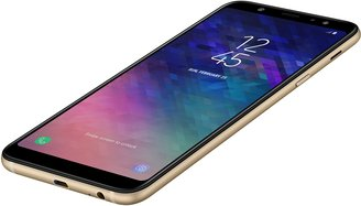 samsung galaxy a6+ 012 dynamic4 gold