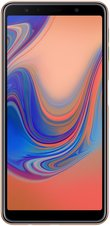 SAMSUNG GALAXY A7 2018 001 FRONT GOLD
