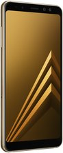 samsung galaxy a8 2018 l30 gold